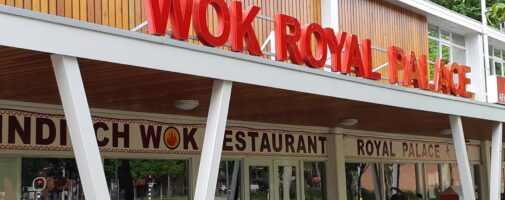 RoSecure bij Wokrestaurant Royal Place