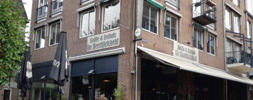 RoSecure bij Koffiehuis De Heerlijckheid
